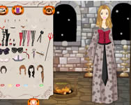 Barbie in Halloween online játék