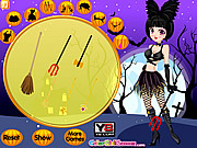 Ready for halloween party online játék