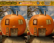 The pumpkin house online játék
